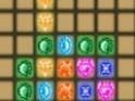 Klasszikus sorkirakós játék kövekkel. Legfeljebb a mahjong lehet ilyen népszerű :).