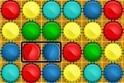 Rendezd egymás mellé az egyforma színű kupakokat! Vigyázz, minden pálya nehezebb, a kupakok egyre színesebbek lesznek!