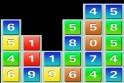 Vedd le az egyforma színű, azonos számokat!