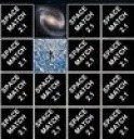 Memóriajáték az űrben!