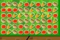 Segíts begyűjteni a zöldségeket! Pontosan célozz az egérrel!