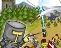 A királyságot pusztító hordák támadták meg,ezért az utak védelméhez nagyobb és erősebb hadsereget kell felállítanod.