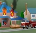Tomboló lángtenger kellős közepén kell az oltást irányítanod. Nem hibázhatsz!Most te vagy a parancsnok, most te felelsz a tűzoltás minden mozzanatáért. Gyorsan kell mérlegelned és minél hamarabb cselekedned, miközben az eszközök fejlesz...