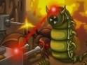 Védd meg a búvóhelyed és verd vissza a hullámokban támadó bogarakat. Minőségi grafikájú TD játék.