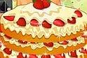 Ugye, el tudod készíteni az epres tortát a sütős játék során? Mert most ez csodás finomság lesz a feladat az online játékok legújabb darabjában.