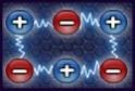 A különböző töltésű darabokból kell összeállítanod az elektromos hálózatot. Logikai játék, nem csak villanyszerelőknek.