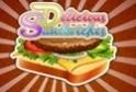 Sütős játék, amelyben szendvicseket kell készítened, de olyanokat, amitől mindenki elájul az online játék végére!