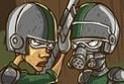 Klasszikus lövegtornyos, védekezős stratégiai játék 9 küldetéssel.