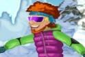 Snowboard akadályokkal, és egy pofás lavinával a nyomunkban. Sportjáték havas élményekkel.