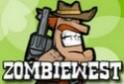 Valahol a Vadnyugaton, ahol senki sem várná, egyszer csak megjelennek a zombik...