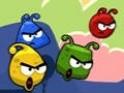 Angry Birds másképp! A csúzli marad, a lecserélt szereplőkkel 21 pályán keresztül játszhatsz!