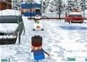 Győzd le a gonosz hóembereket!