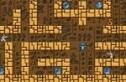 A Boulder Dash-hoz hasonló, kincsgyűjtögetős játék!