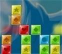 Rakd össze az egyforma színű kockákat!
