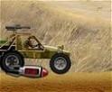 Át a sivatagon, minél gyorsabban!