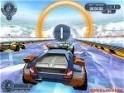 Egy jövőben játszódó, gyönyörű grafikájú autós játék!