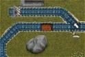 Na, mi lesz, csak nem akarsz lemaradni? Ez egy tuti vonatos játék lesz ám, nem akármilyen online játék: most neked kell rendezned a vagonokat, hogy minden elférjen az állomáson!