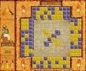 Nagyszerű logikai játék, ahol három egyforma színű kockát kell összetolni!