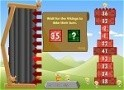 Ilyen építős játék még nem volt, az tuti!  Figyeld a számokat, mert azok alapján kell felhúznod a tornyot az ingyenes online játék során.