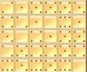 Szedd le az azonos számú domino-kockákat!