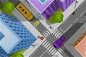 Irányítsd ügyesen a forgalmat! Ne engedd, hogy az autók összeütközzenek!