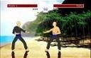 Hagyományos karatejáték kétdimenzióban!