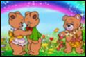 Teddy Bear Online Coloring
