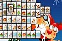 Mahjong a karácsony összes kellékével.