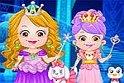 Öltöztetős játék a csöpp hercegnővel! Online játék amiben egy poci babát kell öltöztetned.