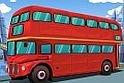 Londoni emeletes busszal megy a parkolás?