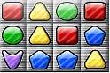 Zuhatag játékok között a Shapes Matcher simán legendásnak számít. Ugyanis rengeteg verzió készült ehhez az ingyenes online játékhoz.