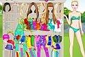 Barbie golfozni indul, segíts neki a legjobban felöltözni a társasághoz ebben az ingyenes online logikai Barbie játékban!