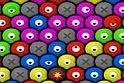 Húú, milyen színes és csábító ez a zuhatagjáték! Hozz össze minél több színes gömböt úgy, hogy felcseréled őket, és az azonos színűeket teszed egymás mellé.