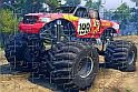 Ford Monster Truck Jigsaw