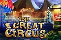 A cirkusz világába kalauzol ez a játék, és most varázslatos tárgyakat kell majd megtalálnod.