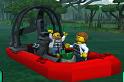 LEGO City Mocsári rendőrség