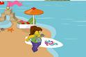 LEGO Juniors Szörfös lány