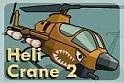 Lövöldözős játék, amiben egy katonai helikoptert kell elirányítanod.