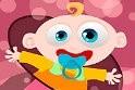 Egy kisbabát kell a kádban megfürdetni úgy, hogy ne legyen semmi gond.