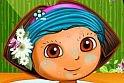 Dorás játék, ahol minél szebben kell kinéznie a pici lánynak. Bevállalod az ingyenes online játék alatt ezt a feladatot? Mert a sminkes játékvégére gyönyörűnek kell lennie a főhősnek!