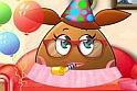 Indul a születésnapi buli, de előtte neked kell a Pou játék főhősének segíteni, hogy az ingyenes online játék idejére a legjobban nézzen ki szobája.