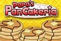 Palacsinta lesz a főszereplő a kiszolgálós játék idejére, mely nem más mint a kiváló Papa's online játékok legújabb darabja.