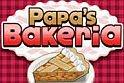 A Papas sorozat megállíthatatlan, itt  a kiszolgálós játék legújabb darabja, mely egy pékségbe vezet minket az online játék során.