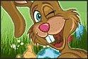 Vidám pasziánsz játék a húsvéti nyuszitól! Nem is jöhetett volna jobbkor ez az online játék.