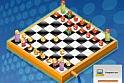 Ha már a szabályokon nem lehet változtatni egy sakk játék során, akkor legyenek vidámabbak a bábuk - talán ez lehet a mottója ennek az ingyenes online játékok eme darabjának.