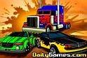 Induljon a száguldás, induljon a robotos versenyzős játék! Ami nem is lehet más mint egy remek Transformers játék! Kapd össze te is, legyél te a legjobb az online játékok eme darabjában!