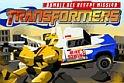 Űrdongónak nagy szüksége lesz a Transformers játékok friss darabjában rád! Éppen vontatják az ingyenes online játék során, de még ekkor is folyamatosan támadnak rá.