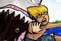 A valaha volt legnagyobb tengeri ragadozó elől kell menekülnöd a cápás játékok friss darabjában, de előre szólunk: az első próbálkozásnál az ingyenes online játék során tuti, hogy el fog kapni a bestia.