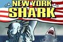 New Yorkba is megérkezett a véres ragadozó, akit neked kell irányítanod a cápás játék során! Ezúttal azonban King Kong is feltűnik az online játék felületén...