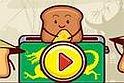 Ilyen mászkálós játék sem akadt még sok: az online játék célja, hogy egy kenyeret eljuttassunk a pirítóba... :)